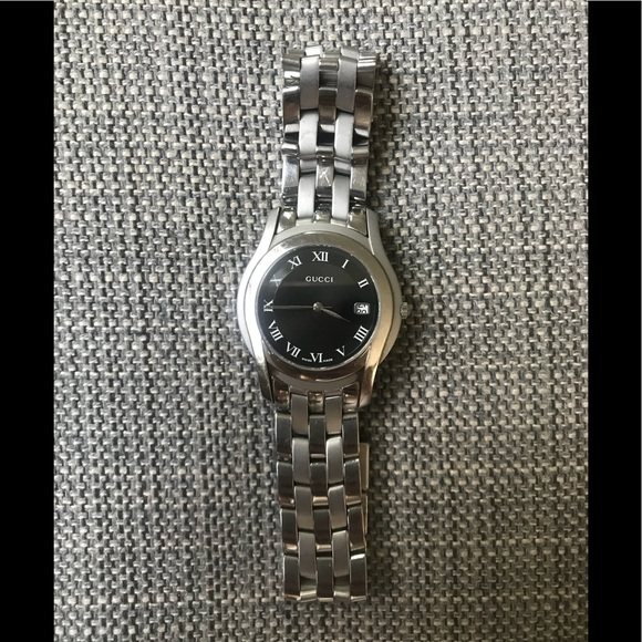 50b2d9e0e5f Gucci Other - Gucci 5500M stainless steel Watch